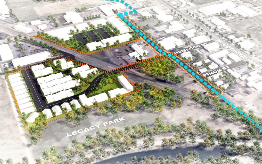 North College Strategic Investment Plan