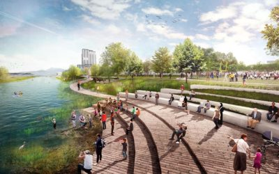 The Role of Design in Creating Healthy Cities
