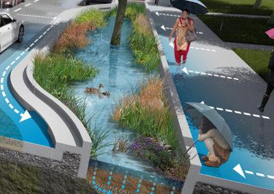 13th Avenue Conceptual Design