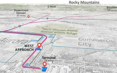 LCS on Team Selected to Plan Portions of Denver Airport's 53 Developable Square Miles