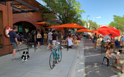 Can the public realm revitalize Downtown Denver now, and make it even more vibrant in the future?